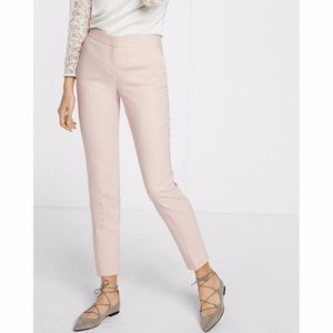 Express columnist pant in blush size 0